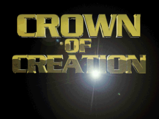 Crown of Creation 3D atari screenshot